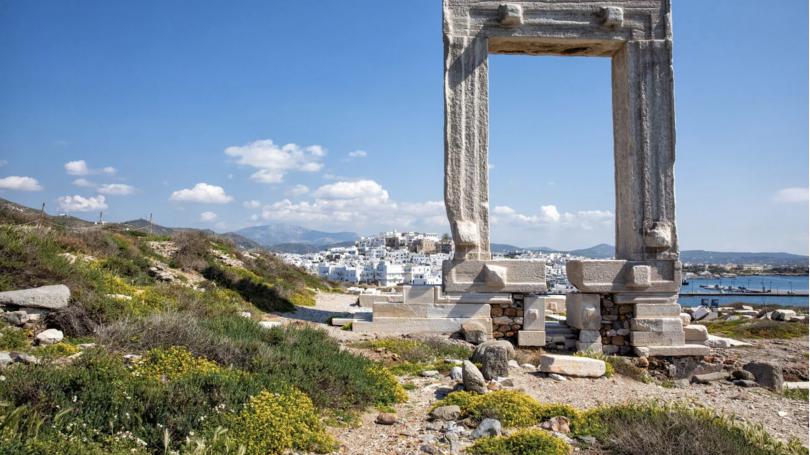 Temple of Apollo on Naxos