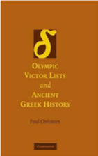 Cover of Olympic Victor Lists