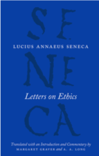 Cover of Seneca Letters on Ethics