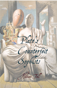 Cover of Plato's Counterfeit Sophists