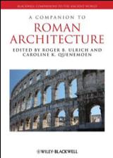 Cover of A Companion to Roman Architecture